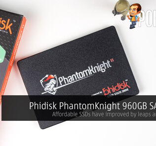 Phidisk PhantomKnight 960GB SATA SSD review — affordable SSDs have improved by leaps and bounds! 23