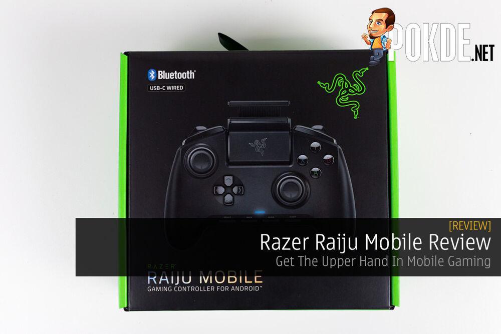 Razer Raiju Mobile Review — Get The Upper Hand In Mobile Gaming 24