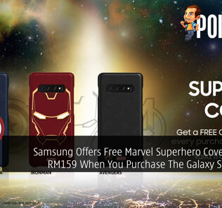 Samsung Offers Free Marvel Superhero Covers Worth RM159 When You Purchase The Galaxy S10 Series 19