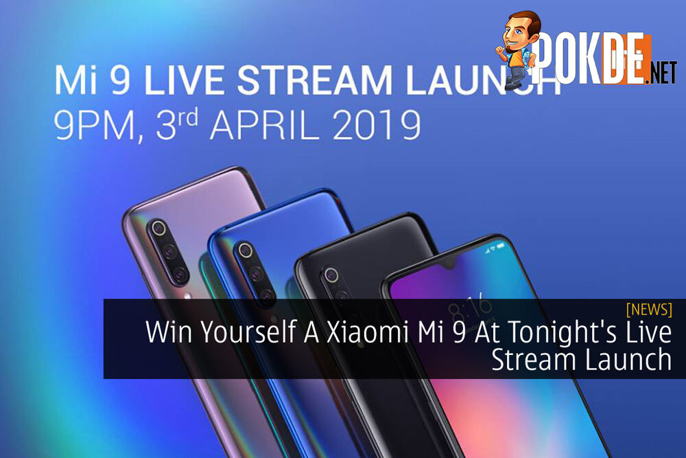 Win Yourself A Xiaomi Mi 9 At Tonight's Live Stream Launch 22