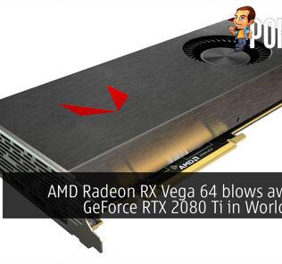 AMD Radeon RX Vega 64 blows away the GeForce RTX 2080 Ti in World War Z 25