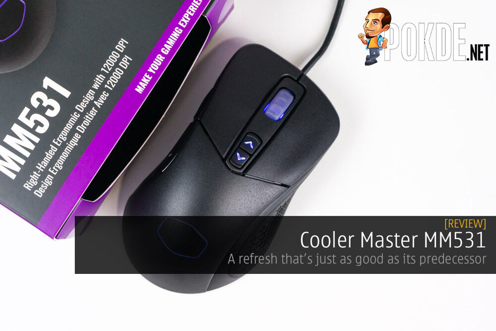 Cooler Master MM531 review — a refresh that's just as good as its predecessor 29