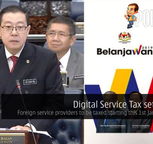 Digital Service Tax set at 6% — set to start 1st January 2020 35