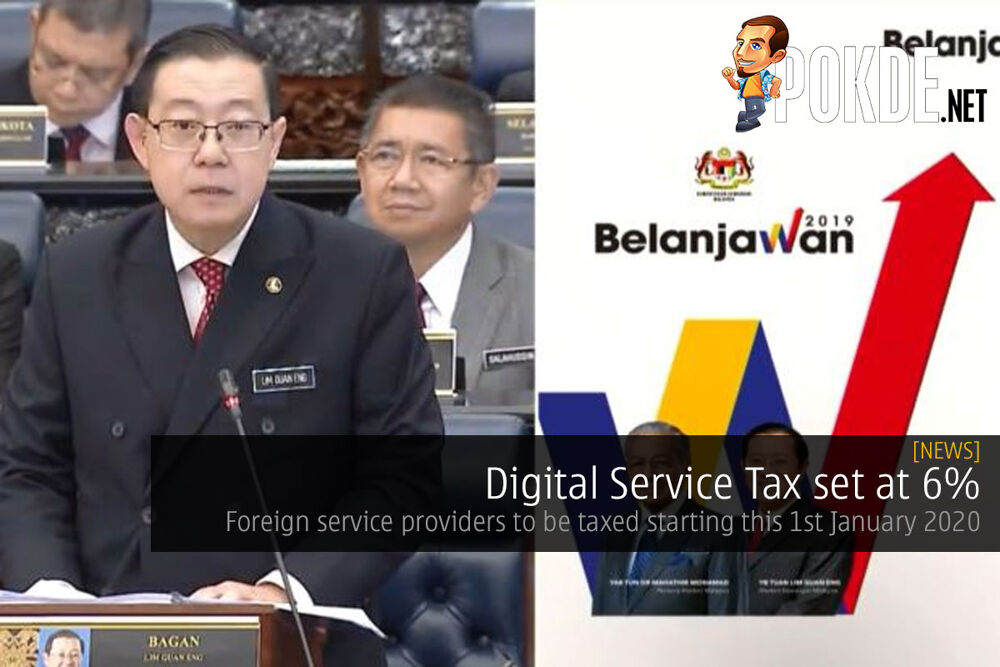 Digital Service Tax set at 6% — set to start 1st January 2020 32