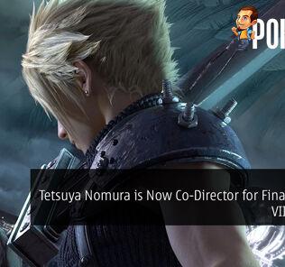 Tetsuya Nomura is Now Co-Director for Final Fantasy VII Remake