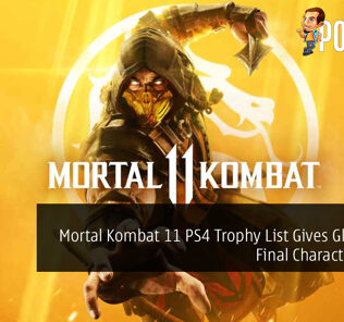 Mortal Kombat 11 PS4 Trophy List Gives Glimpse of Final Character Roster