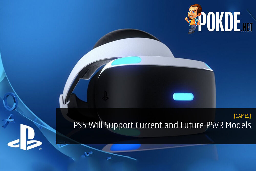 PlayStation 5 Will Support Current and Future PSVR Models