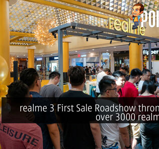 realme 3 First Sale Roadshow thronged by over 3000 realme fans! 27