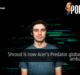 Shroud is now Acer's Predator global brand ambassador 30