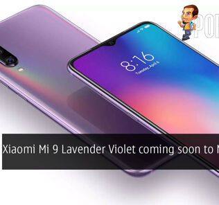 Xiaomi Mi 9 Lavender Violet coming soon to Malaysia 30