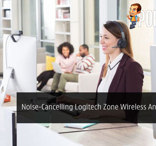 Noise-Cancelling Logitech Zone Wireless with Wireless Charging Announced