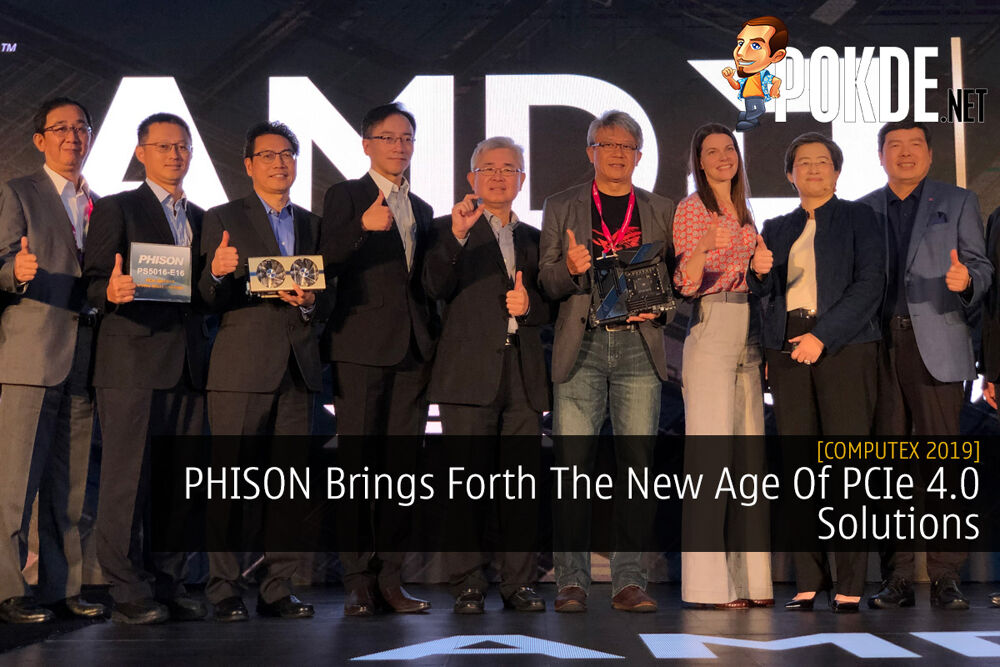 [Computex 2019] PHISON Brings Forth The New Age Of PCIe 4.0 Solutions 23