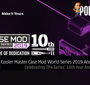 Cooler Master Case Mod World Series 2019 Announced — Celebrating The Series' 10th Year Anniversary 24