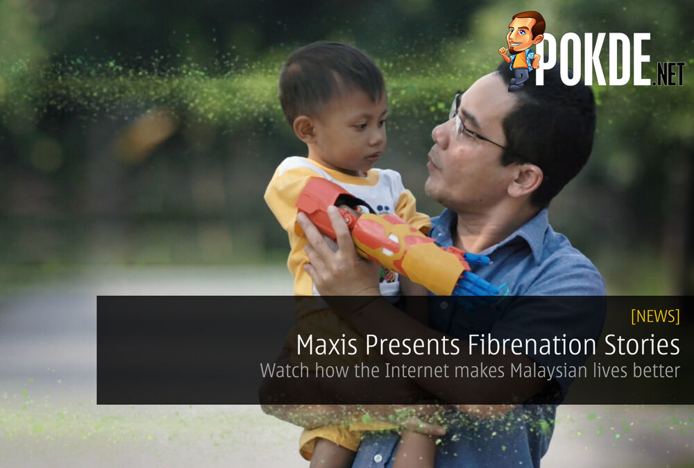 Maxis Presents Fibrenation Stories - Watch how the Internet makes Malaysian lives better 21