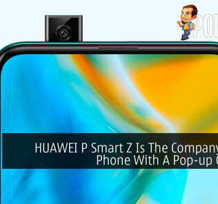 HUAWEI P Smart Z Is The Company's First Phone With A Pop-up Camera 24
