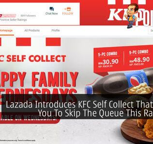 Lazada Introduces KFC Self Collect That Allows You To Skip The Queue This Ramadan 18