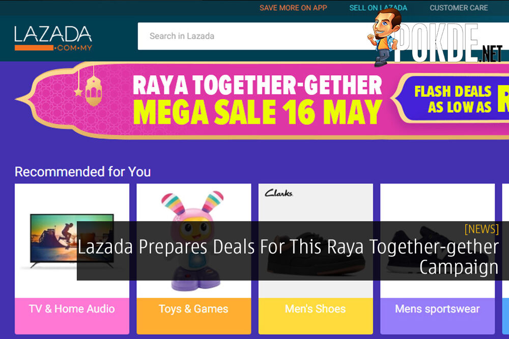 Lazada Prepares Deals For This Raya Together-gether Campaign 21