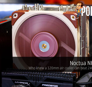 Noctua NH-U12A Review — who knew a 120mm air cooler can beat 240mm AIOs? 31