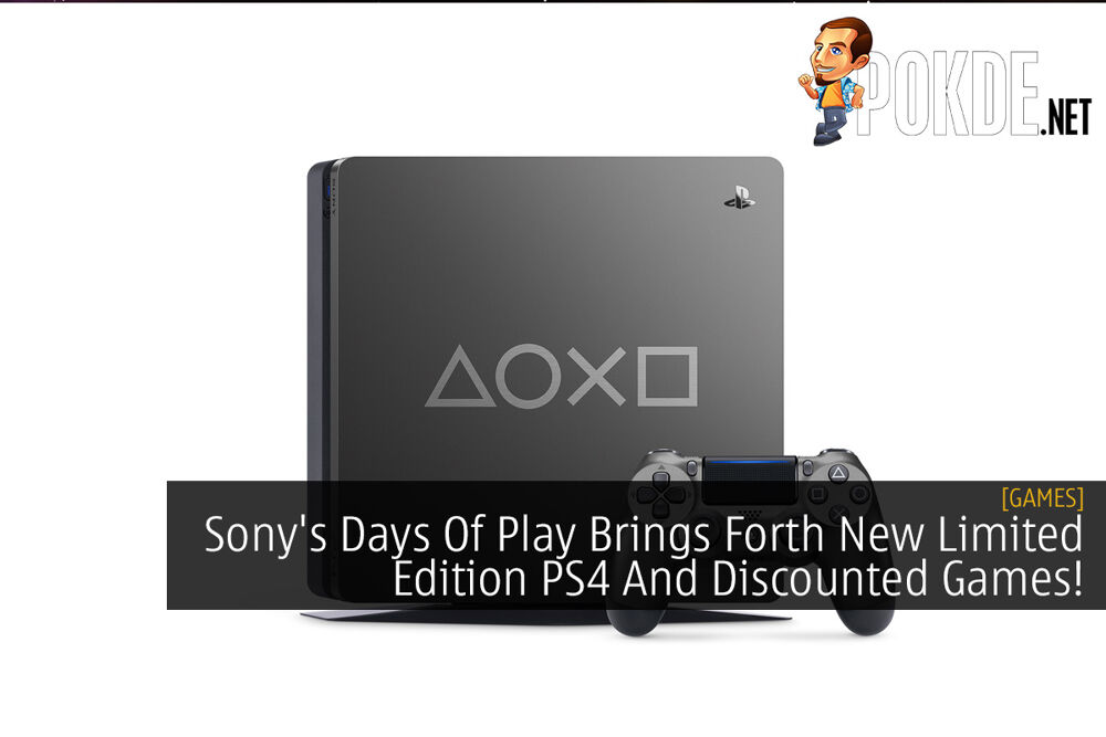 Sony's Days Of Play Brings Forth New Limited Edition PS4 And Discounted Games! 17