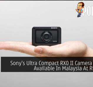 Sony's Ultra Compact RX0 II Camera Is Now Available In Malaysia At RM2,799 28