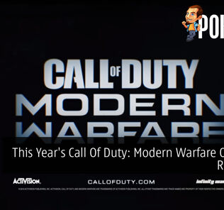 This Year's Call Of Duty: Modern Warfare Officially Revealed 25
