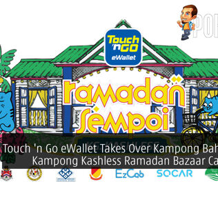 Touch 'n Go eWallet Takes Over Kampong Bahru With Kampong Kashless Ramadan Bazaar Campaign 24