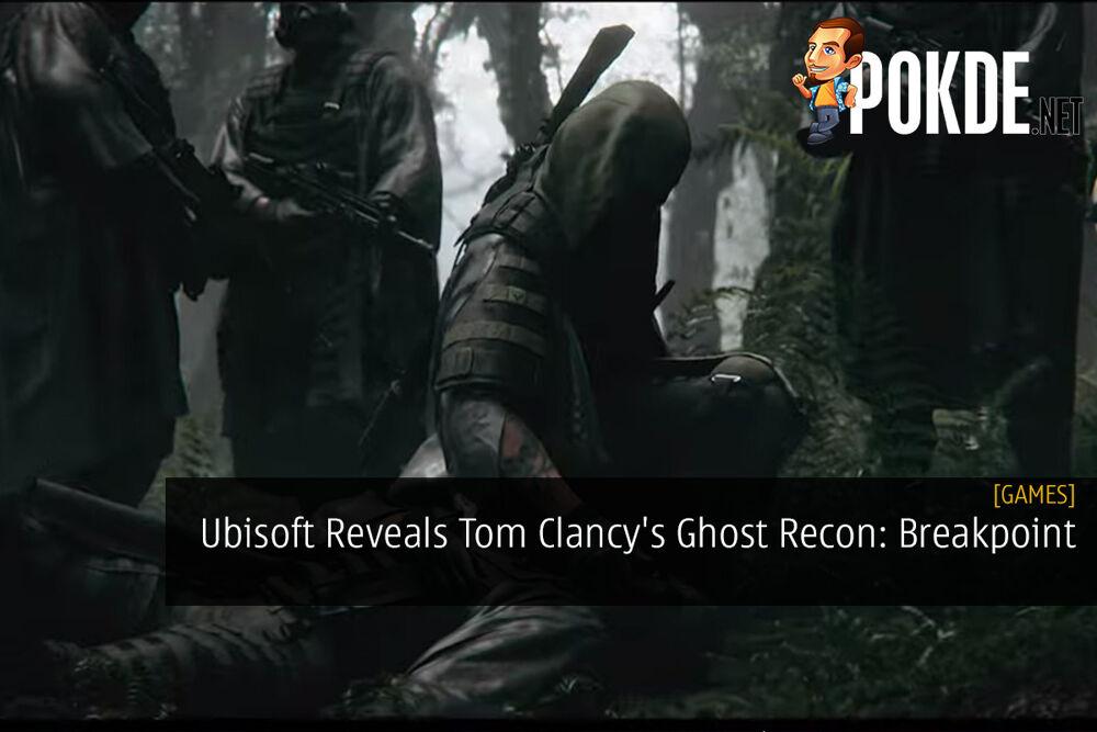Ubisoft Reveals Tom Clancy's Ghost Recon: Breakpoint 24