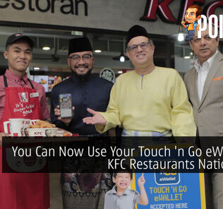 You Can Now Use Your Touch 'n Go eWallet At KFC Restaurants Nationwide 17