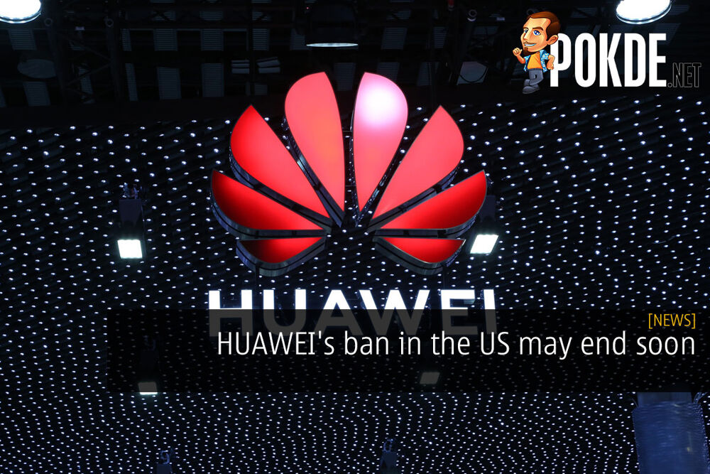 HUAWEI's ban in the US may end soon 19