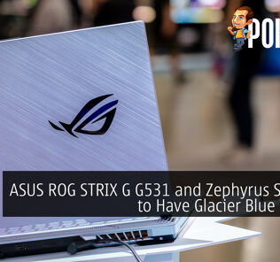 ASUS ROG STRIX G G531 and Zephyrus S GX502 to Have Glacier Blue Variant 24