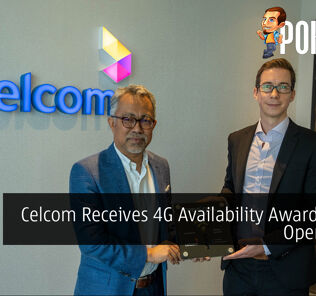 Celcom Receives 4G Availability Awards From Opensignal 33