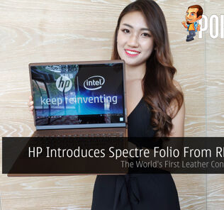 HP Introduces Spectre Folio From RM7,999 — The World's First Leather Convertable PC 33