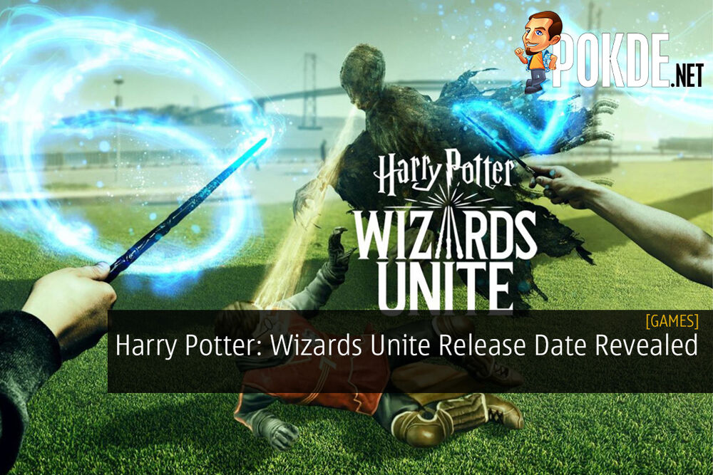 Harry Potter: Wizards Unite Release Date Revealed 19
