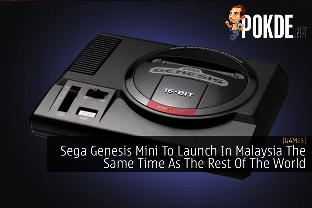 Sega Genesis Mini To Launch In Malaysia The Same Time As The Rest Of The World 22