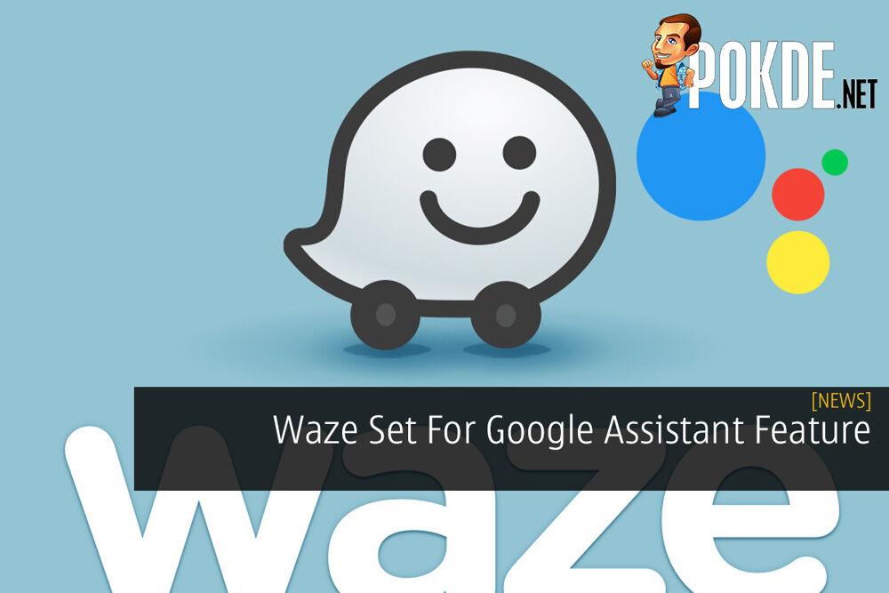 Waze Set For Google Assistant Feature 22