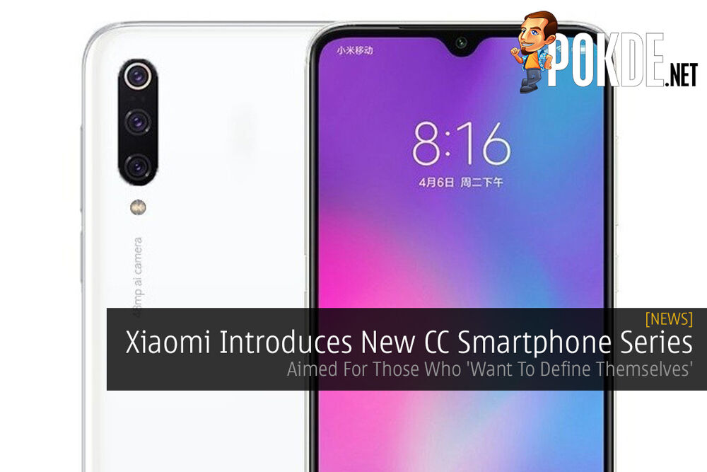 Xiaomi Introduces New CC Smartphone Series — Aimed For Those Who 'Want To Define Themselves' 18