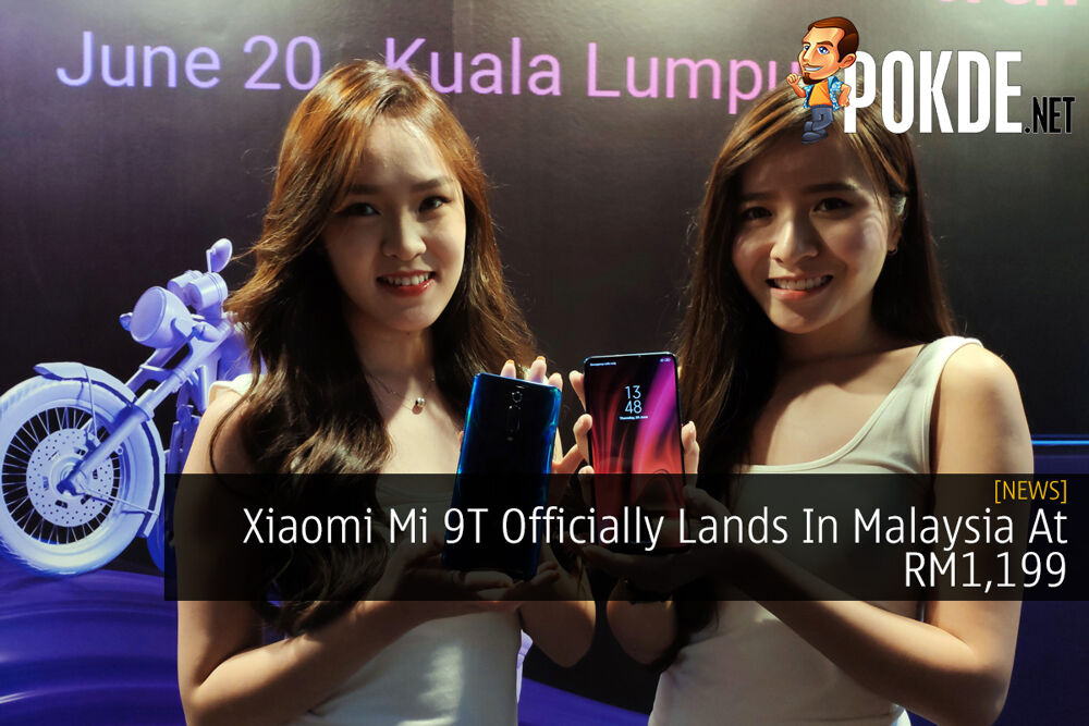 Xiaomi Mi 9T Officially Lands In Malaysia At RM1,199 29