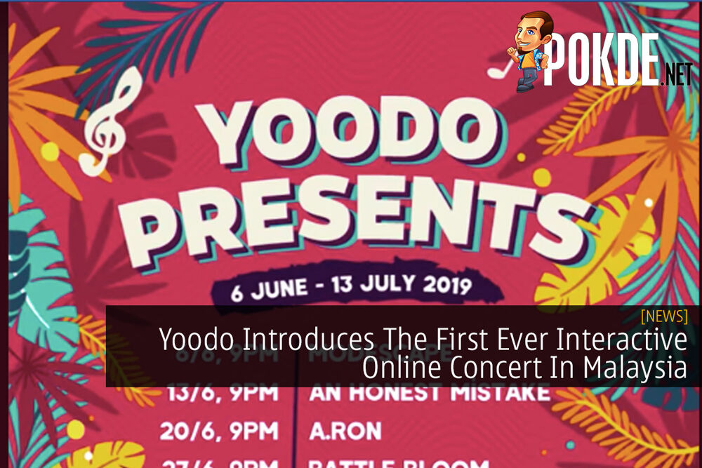 Yoodo Introduces The First Ever Interactive Online Concert In Malaysia 22