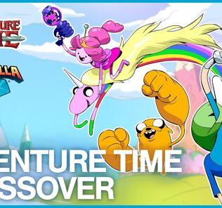 [E3 2019] Brawlhalla To Include Characters from Adventure Time in Special Crossover