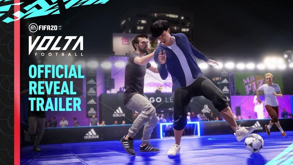 [E3 2019] FIFA 20 Unveiled with VOLTA Football Bringing Back FIFA Street