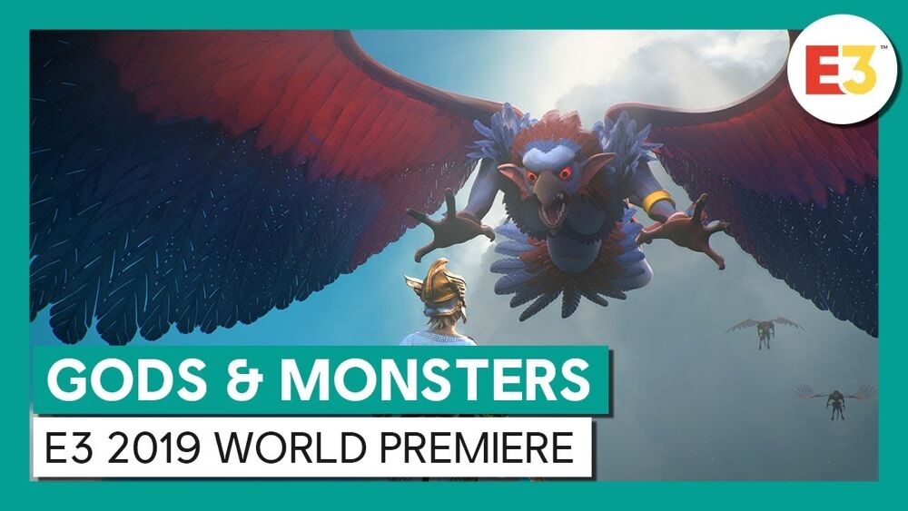 [E3 2019] Gods & Monsters Unveiled at Ubisoft Press Conference 26