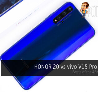 HONOR 20 vs vivo V15 Pro vs Mi 9 — Battle of the 48MP shooters 23