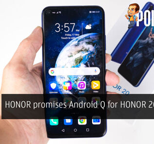 HONOR promises Android Q for HONOR 20 series 24