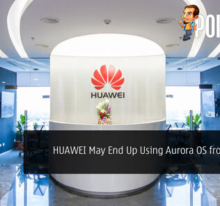 HUAWEI May End Up Using Aurora OS from Russia Instead