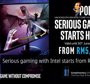 Serious gaming with Intel® starts from RM5099 25