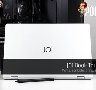 JOI Book Touch 300 Review — write, scribble, draw, sketch, type 27
