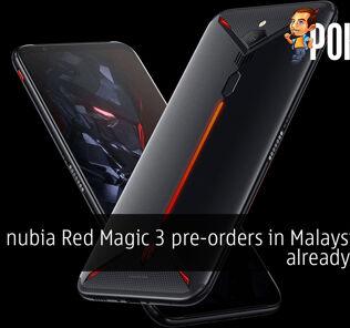 nubia Red Magic 3 pre-orders in Malaysia have already begun 30