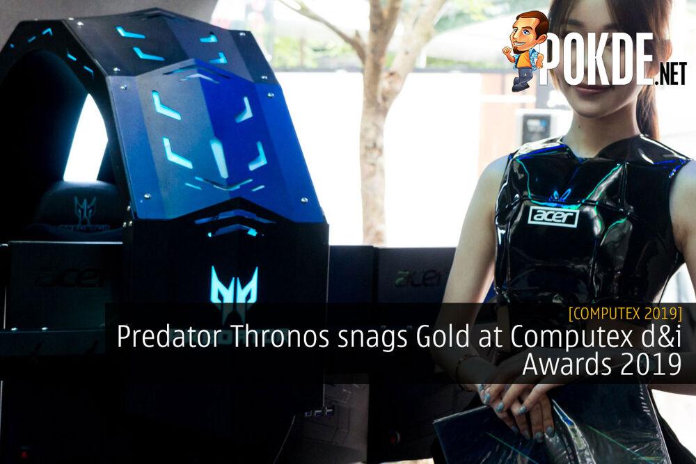 [Computex 2019] Predator Thronos snags Gold at Computex d&i Awards 2019 23