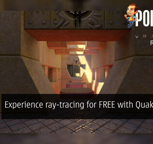 Experience ray-tracing for FREE with Quake II RTX 21