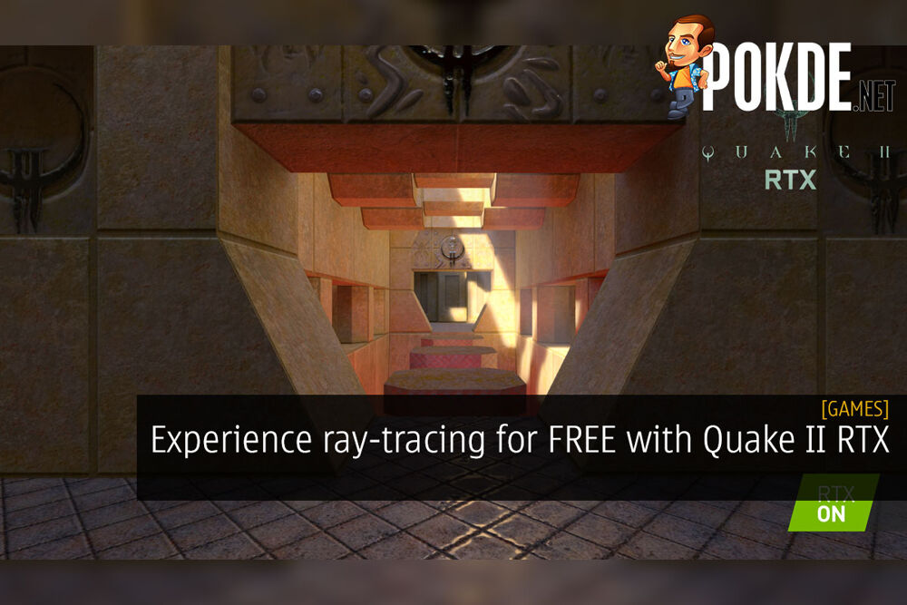 Experience ray-tracing for FREE with Quake II RTX 23